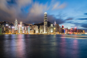 Surge in demand from Hong Kong investors